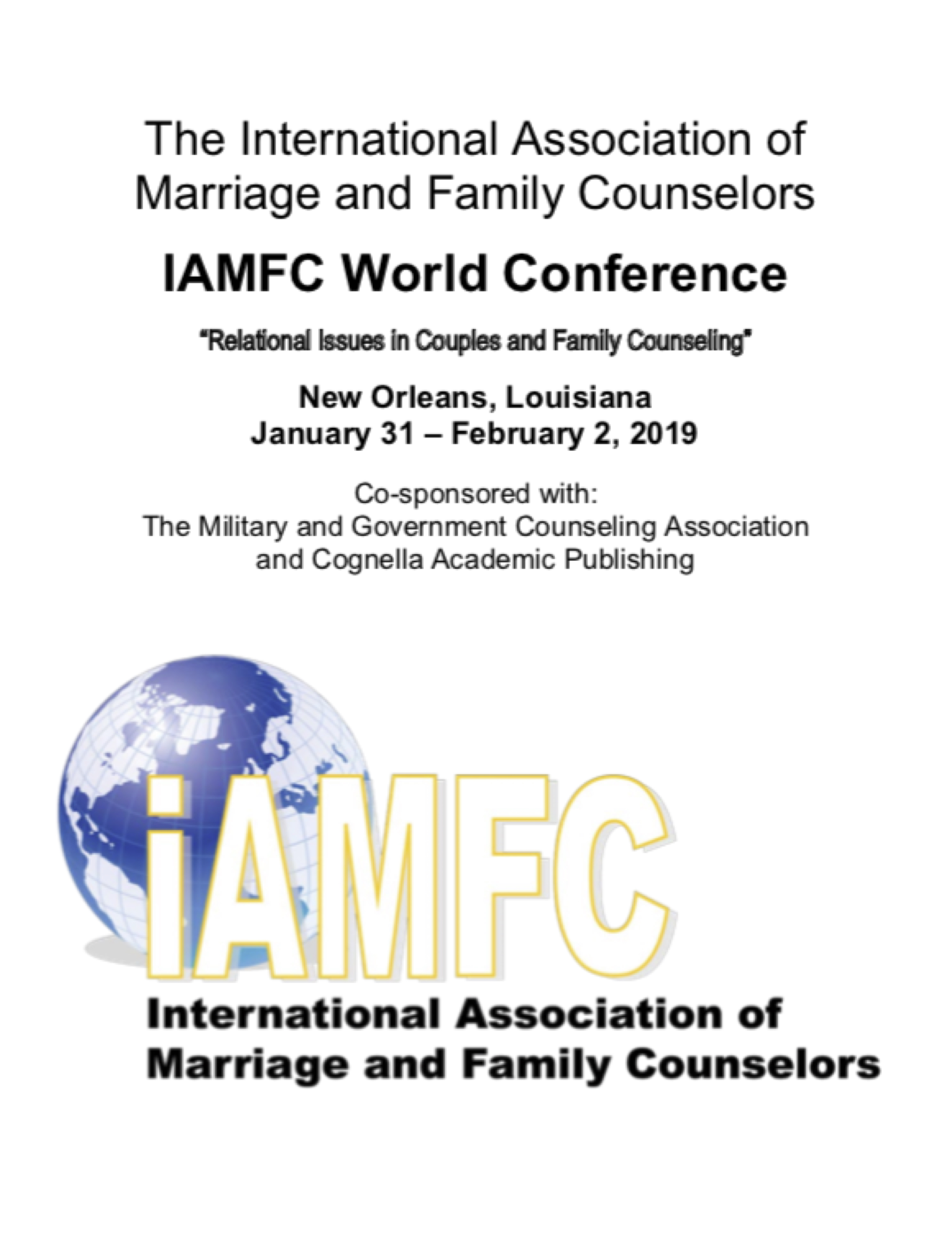 louisiana american association for marriage and family therapy